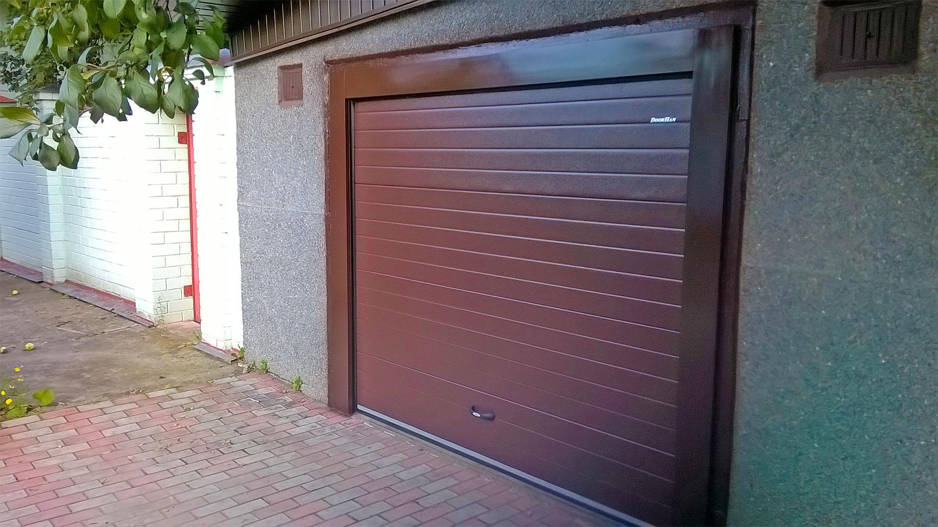 купить гаражные ворота их стоимость